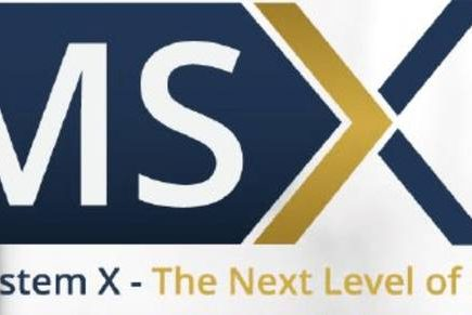 my system x logo